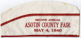 2nd annual Asotin County Fair hat