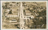 Parade on Second Street, Asotin, Washington, April 18, 1942