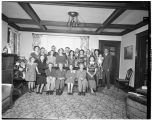 Mr. & Mrs. Gentry's 50th Anniversary celebration, Asotin, Washington, September 25, 1951