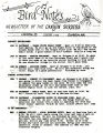 1992, January, bird notes: newsletter of the Canyon Birders, Lewiston, Idaho and Clarkston,...