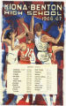 Kiona-Benton High School basketball schedule 1966-1967