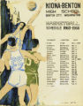 Kiona-Benton High School basketball schedule 1965-1966