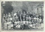 Class photo, piano student — 1946-1947, Benton City, Wn.