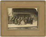 Woodland Concert Band, Cowlitz County, Washington, circa 1910-1925