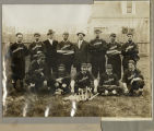 Town of Woodland, Washington baseball team, circa 1914-1916
