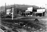 Clear Lake, Washington, businesses, circa 1910
