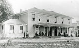 Boarding house of Clear Lake Lumber Co., Wash., circa 1912