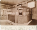 Clear Lake Bank, Clear Lake, Washington, 1916
