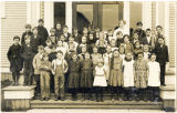 Clear Lake School, Miss Frey's class, Clear Lake, WA, 1912