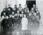 Clear Lake Grade School - Josephine Parker's Class, early 1900s