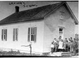Dayton Brooklyn Primary School, Columbia County, Washington, circa 1914
