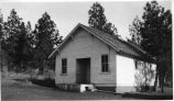 Pine Grove School, Columbia County, Washington, 1930