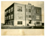 School building, Connell, Washington, 1913