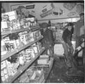 Bailie's Market after 1956 flood, Connell, Washington