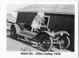 Ollie Colley, Franklin County, Washington, 1935