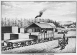 Johnson's lumber mill