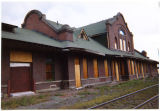 Old Northern Pacific Depot VII