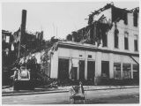 Antlers Hotel after fire
