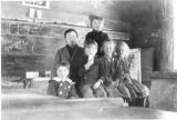 Virden School District students, Kittitas County, Washington, circa 1900-1909
