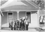 Broadview School, Kittitas County, Washington, circa 1930-1939