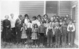 Denmark School District #12, Kittitas County, Washington, 1914