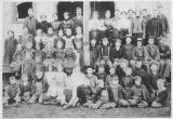 Fairview School District #4, sixty pupils, Kittitas County, Washington Territory, 1895