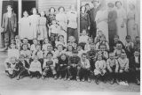 Unidentified school, Kittitas County, Washington, circa 1910-1919