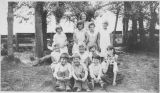 Miss Miller's class, Kittitas County, Washington, circa 1930-1939
