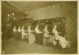 Early telephone operators