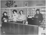 Buster Brown Shoe Store staff