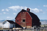 Large stock/hay barn