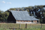 Ventilated barn