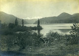 Lake Keechelus, Kittitas County, Washington circa 1900-1909