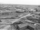 Ellensburg Air Base newly completed cantonment area, June 8, 1943
