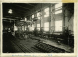 Machine shop, White River Mill