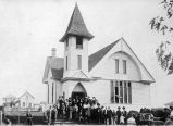 First church in Grandview, Bethany Presbyterian