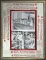 Kalama Strawberry Festival collage, June 17 and 18, 1949