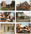 Construction photos, Goldendale Community Library, 1984-1985