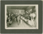 Grocery store of Joe Gillenwaters, Goldendale, Washington, circa 1914-1915