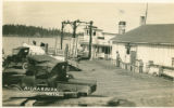 Richardson dock, late 1920s