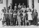 7th and 8th Graders, Center School, c. 1940