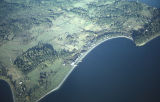 Carl Hanson aerial photography Lummi Island, Washington c. 1997-1998