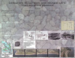 """Antiquity, Evolution, and Significance: The Legoe Bay Fishery"" poster"