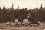 Building pontoon reef net boats [10 photos], 1979