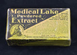 Unopened box of Medical Lake powdered extract