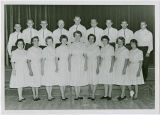 Moran Prairie Grange First and Second Degree Drill Team, Washington, January 1961