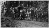 Boy Scouts to Olympic Hot Springs, Clallam county, Washington