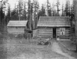 Craig homestead near Blyn, Washington