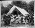 Puget Sound Cooperative Colony Kindergarten, Port Angeles, Washington, 1887