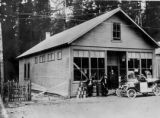 Ackerly's Store, Forks, Washington